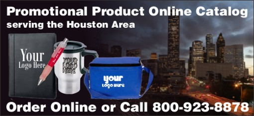 Promotional Products Houston, Texas